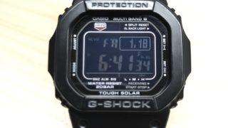 CASIO G-SHOCK GW-M5610 商品レビュー【人気の秘密】