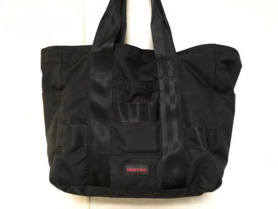 仕事で使えるブリーフィングのトートバッグ【おすすめなタフな鞄】