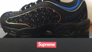 Supreme Nike Air Tailwind Ⅳ 【商品レビュー】