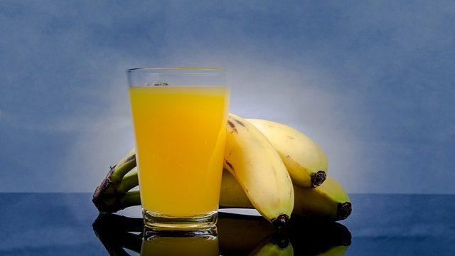 タピオカミルクティーの次に流行ると巷で噂の【バナナジュース】を紹介