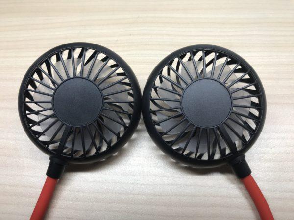 【熱中症対策に】ハンディファンからハンズフリーな首掛け扇風機を紹介