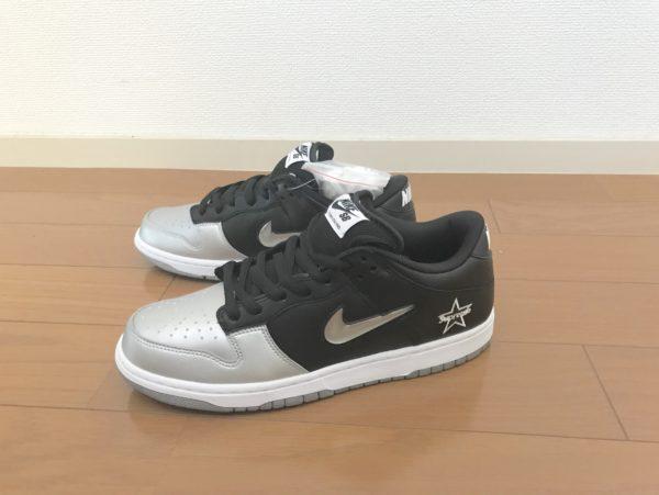 Supreme Nike SB Dunk Low【商品レビュー】