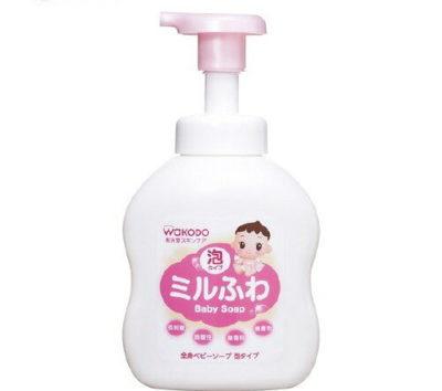 【乾燥肌対策】大人におすすめする赤ちゃん用ボディーソープの紹介